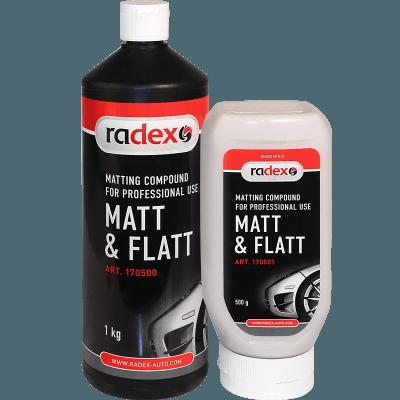 MATT&FLATT MATTING COMPOUND