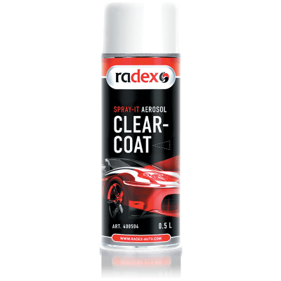 SPRAY-IT CLEARCOAT