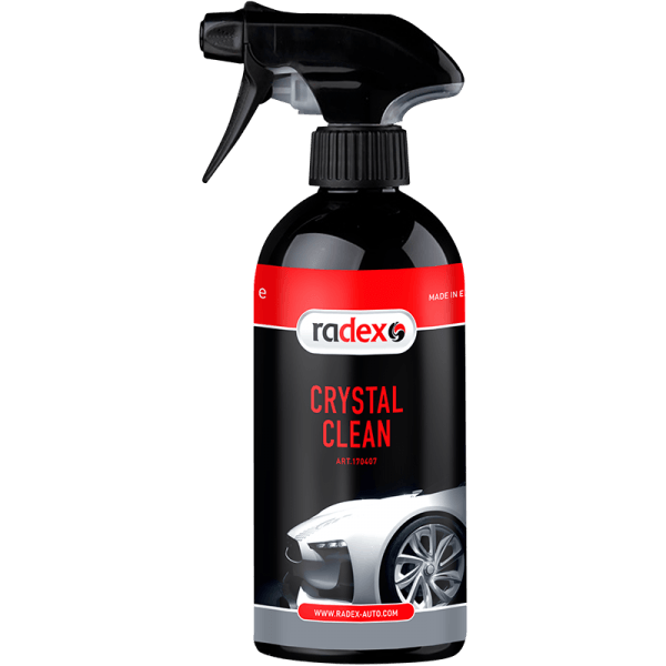 CRYSTAL CLEAN