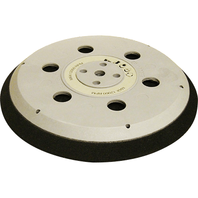 BACK UP PAD FOR ABRASIVE DISCS