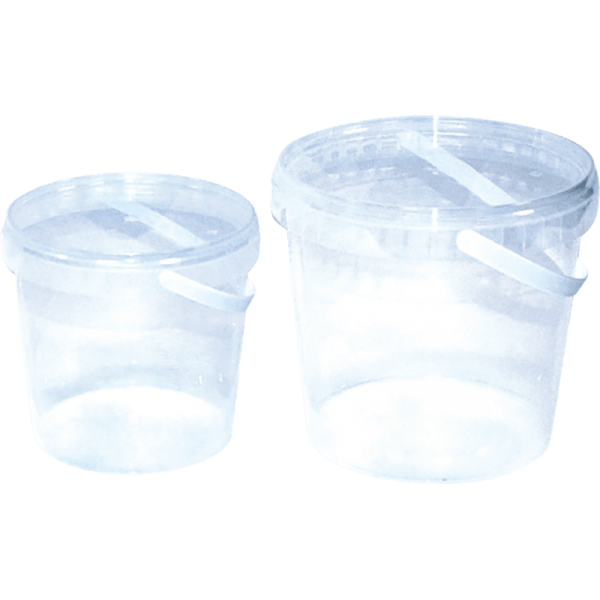 RADEX SHAKING CUPS WITH LIDS FOR PAINT ETC.