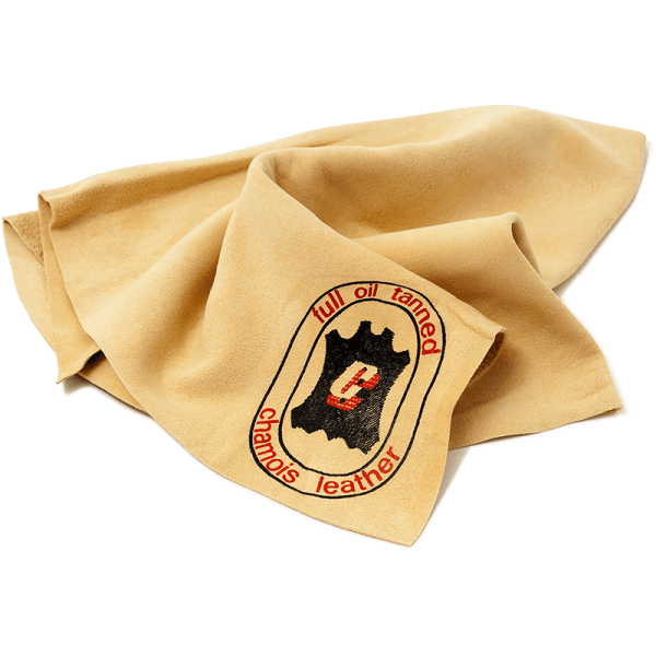 NATURAL CHAMOIS LEATHER
