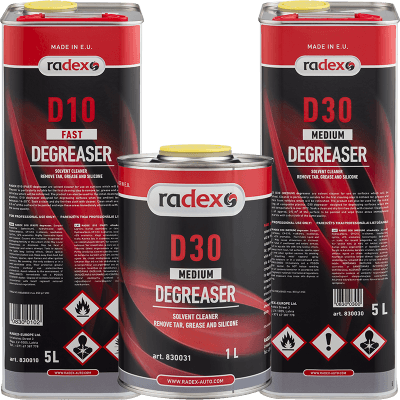 DEGREASERS
